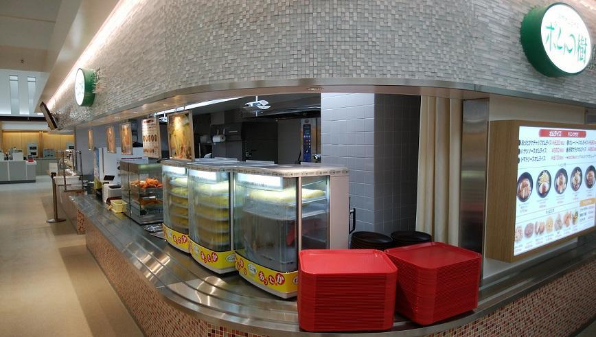 ポムの樹EXPRESSいちょう 東京大学本郷キャンパス中央食堂店