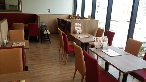 ポムの樹Cafe イオンモール岡山店